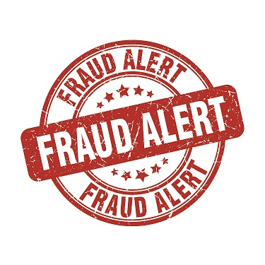 Fraud Alert – Check Scam