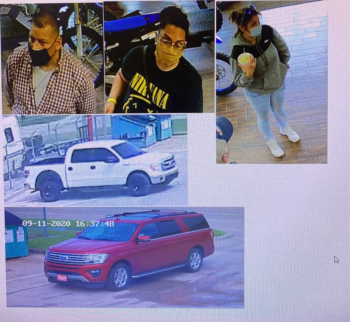 PLEASE HELP IDENTIFY THESE SUSPECTS!!!